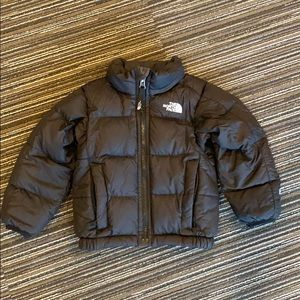 Toddler North Face puffer